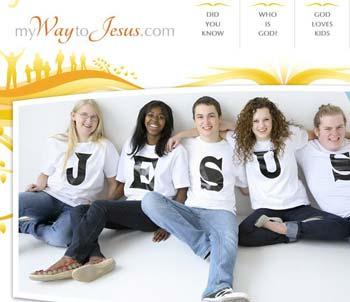 my way to jesus