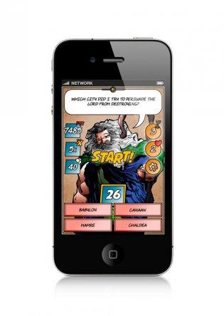 bible hero app