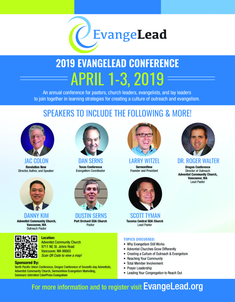 March | 2019 | NPUC Adventist Leaders